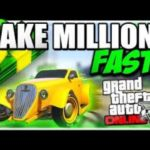 HOW TO MAKE EASY MONEY ON GTA5 ONLINE 2017