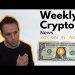 Weekly Crypto News: Bitcoin in China, Russia, Japan and India