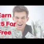 Earn $25 For Free – ২৫ ডলার ইনকাম করুন একদম ফ্রিতে | Make Money Online