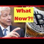 Bitcoin News | Jamie Dimon Interview Round Two