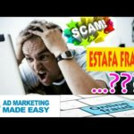 Ad Marketing Made Easy Es Una Estafa, Engaño, Scam? | AMME Paga Por BitCoin, Payeer y Transferencia