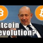 NEWS:  Did The Goldman Sachs CEO Predict A Bitcoin Revolution?