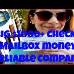American Bill Money HUGE Check Proof – How To Make Money Fast From Home – Home Business Income
