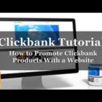 How To Make Money On Clickbank For Beginners - Clickbank Tutorial