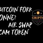Cripto Valute Italia Bitcoin Fork, AirSwap e Scam Token