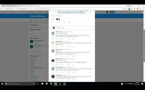Genesis Mining Site Crash Twitter Post. Genesis Mining Scam Or Not
