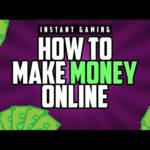 How to make Money online with Instant Gaming 💲