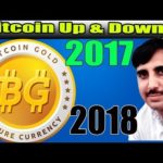 BITCOIN PRICE UP AND DOWN NEWS 2017 AND 2018 BY TelePak Mobile Phone