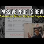 Ez Passive Profits System Review Or Scam? - Earn Passive Bitcoin and Cryto Currency