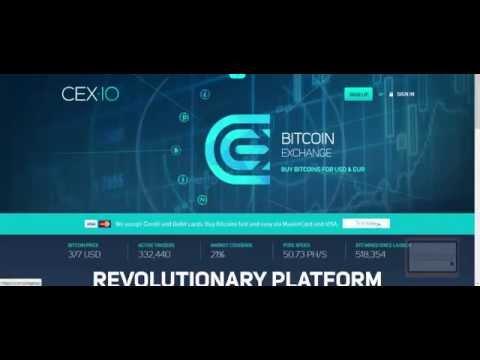 Porque NO deberias usar CEX.IO para minar Bitcoin + Alternativas mejores minar BTC en la nube