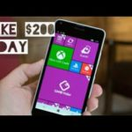How to make money online $200 a day 1 app