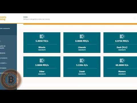 Genesis Mining - Comece A Minerar Bitcoin Hoje!. Genesis Mining Trailer