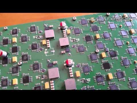 Bitmain Antminer S2 Blade Repair