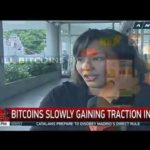Bitcoin featured in ANC News *************************
