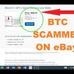 I Bought Bitcoin From An eBay Scammers…. Here's What Happened