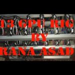 Bitcoin Mining in Pakistan With 13 Gpu Rig by Rana Asad