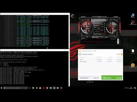 Nice Hash Bitcoin Mining 2 Mhs mehr mit MSI Afterburner