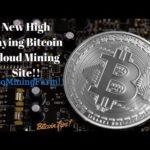 New High Paying Bitcoin Cloud Mining Site!! CryptoMiningFarm!!(October 2017)