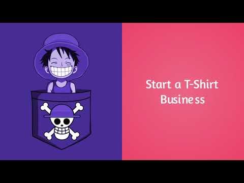 Make Money Selling T-Shirts