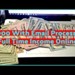 How To Make Money Online Fast And Easy 2018   Email Processing System 2018 Training