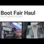 Car Boot Haul – Boot Fair – Ebay Sellers – Money Makers – Make Money Online