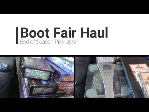 Car Boot Haul - Boot Fair - Ebay Sellers - Money Makers - Make Money Online