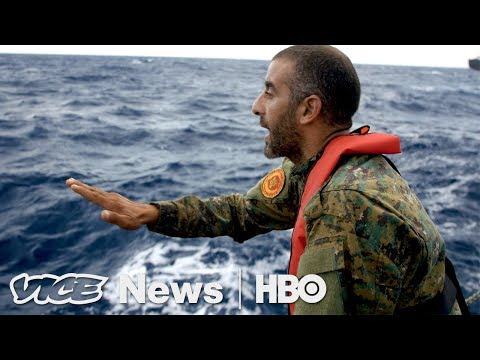 Libya's Warlord Coastguard & Bitcoin For Food Safety: VICE News Tonight Full Episode (HBO)