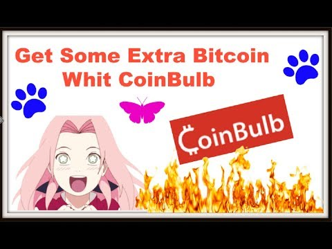 Get Some Extra Bitcoin With CoinBulb