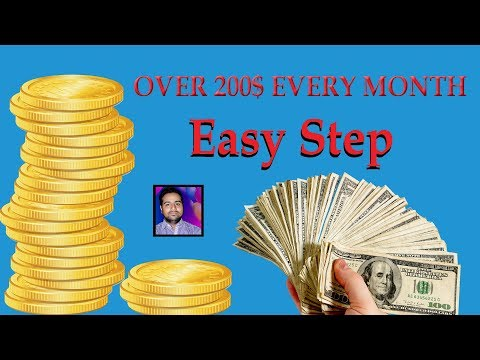 Make money online fast without investment ||OVER 200$ EVERY MONTH||