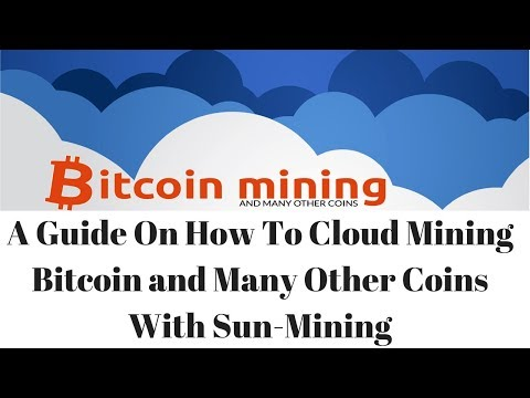 What To Do With Sun-Mining ? How To Bitcoin Mining