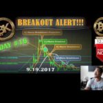 BTC India  BREAKOUT ALERT!! Day #16 ⚡⚡ Best Cryptocurrency Trading Chart Free Bitcoin World News Et