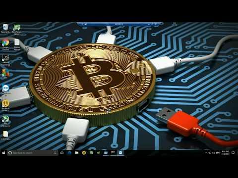 Basic Softwares for Bitcoin GPU mining