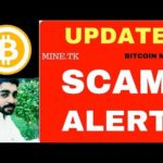 SCAM ALERT|Bitcoin Mining|Mine.tk|New site scam| [ADVANCE BITCOIN]
