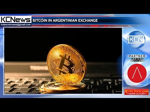 Adding bitcoin in Argentinian exchange