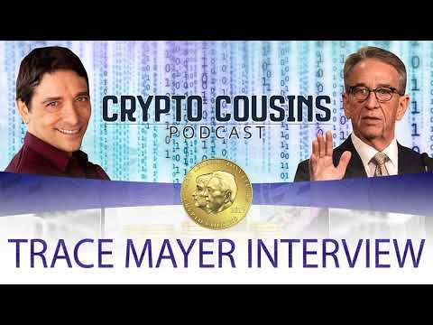 Crypto Cousins Podcast S1E3 | Trace Mayer Interview on Bitcoin Segwit2x Fork
