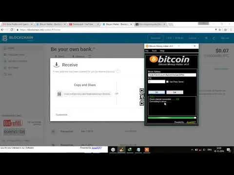 BITCOIN Adder WITH KEYGEN CRACK 07 Nov 2017   100% Working, No Scam