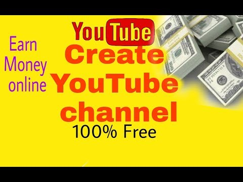 How to Create YouTube channel Free |Make money online |Technical |Knowledge Education|