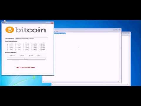 Bitcoin hack 100% News Earn btc generator