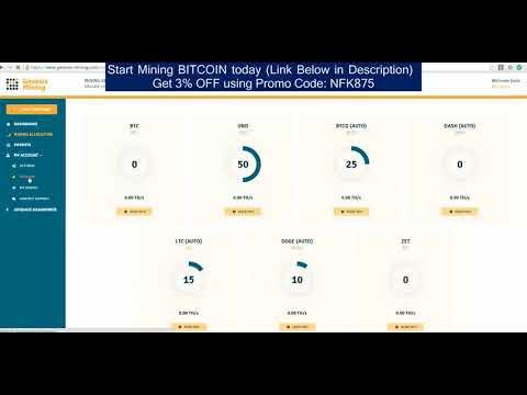 Bitcoin Cloud Mining News - Genesis Mining News