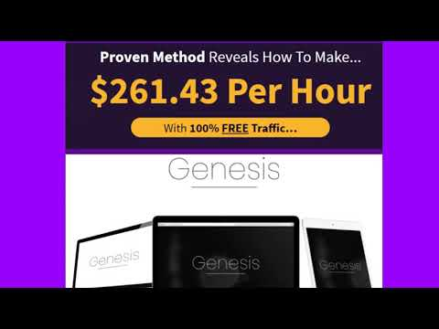 Genesis Course Review- Is It A Scam? | Kevin Fahey Genesis Make Money Online