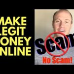 How To Make Legit Money Online Without Being Scammy