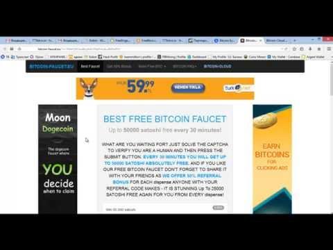 Автоматизация бизнеса. bitcoin cloud мультикран по сбору сатоши