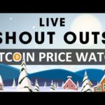 LIVE 🔴 SHOUT OUTS  🔥 Bitcoin Charts & News 🎧 Non Stop Music