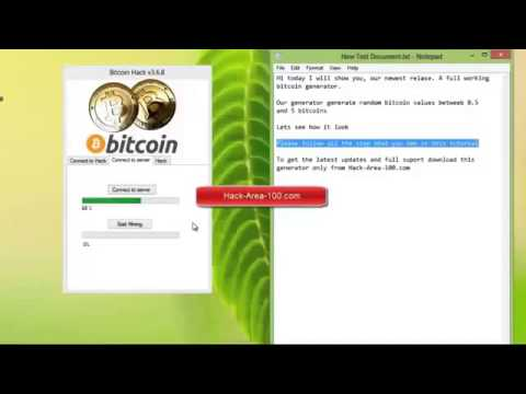 Download Bitcoin Generator Weekly Updated  Buy, Sell and Exchange WMZ,PM,BTC, BTC-E CODE