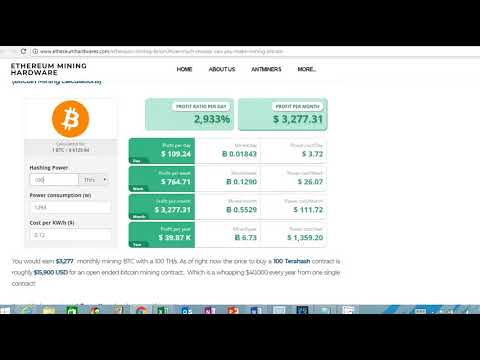 How Much You Can Make Mining Bitcoin (Btc) | In Depth Bitcoin Mining Profit Calculation