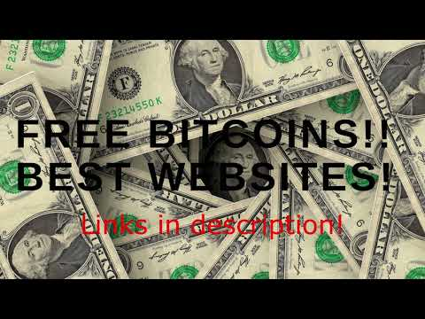 [2017] How to get free Bitcoins [REAL NO SCAM]