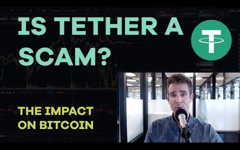 Is Tether (USDT) A Scam? Bitfinex Collusion, Bitcoin Parabolic, Trading With Conviction – CMTV Ep89