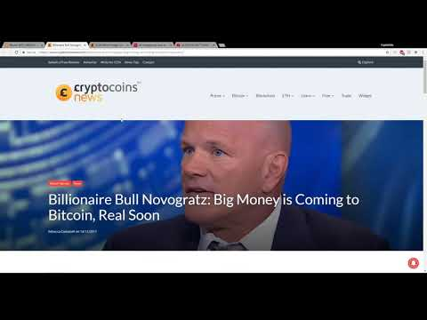 Is Bitconnect A Scam??? $100 Billion Dollar Hedge Fund Company Investing In Bitcoin!