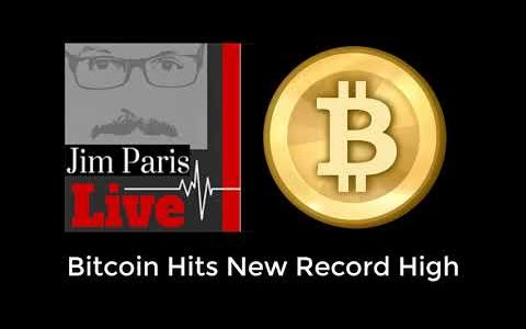 Bitcoin Breaks Record To Reach Another New High