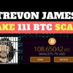 Trevon James Shows Over Fake Bitcoin Scam Avoiding IRS Taxes